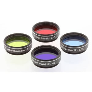 Explore Scientific Filters Filter Set Moon & Planets from 150mm Telescopes 1.25""