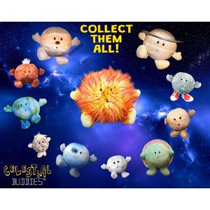 Celestial Buddies Il Sole e i suoi amici