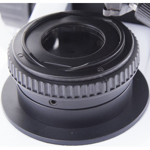 Optika Microscopio Mikroskop B-510-2IVD, trino, 2-head, W-PLAN IOS, 40x-1000x, IVD