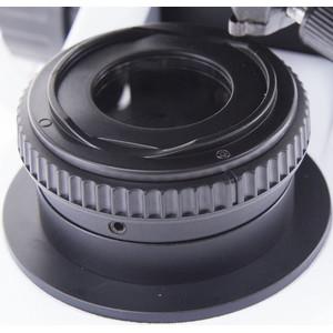 Optika Microscopio Mikroskop B-510BFIVD, trino, W-PLAN IOS, 40x-1000x, IVD