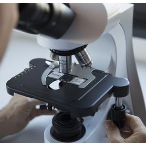 Microscope Optika B-510BF, brightfield, trino, W-PLAN IOS, 40x-1000x, EU