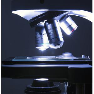 Optika Microscopio B-510MET, metallurgic, incident, trino, IOS W-PLAN MET, 50x-500x, EU