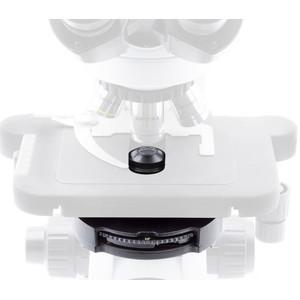 Optika Microscopio B-510ASB, asbestosis, trino, 40x phase, 40x-1000x, W-PLAN IOS, W&B 12.5x, EU