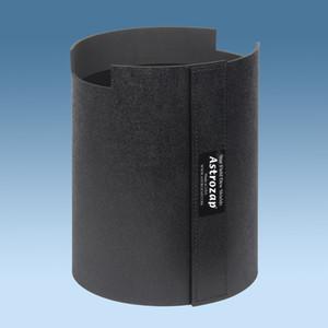 Astrozap Cappuccio flessibile anticondensa Celestron SC925 mit zwei Aussparungen