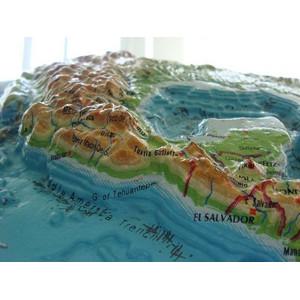geo-institut Reliefglobus Relief-Globus (Englisch) 65cm