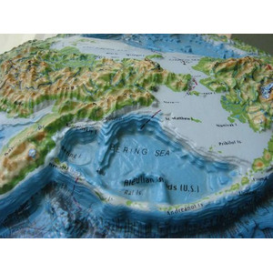 geo-institut Relief globe (english) 65cm