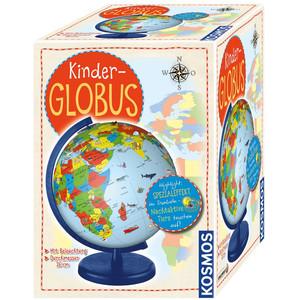 Kosmos Verlag Kinderglobus Entdecke deine Welt 26cm