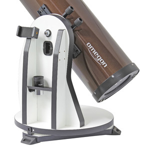 Omegon Teleskop Dobsona Push+ mini N 150/750