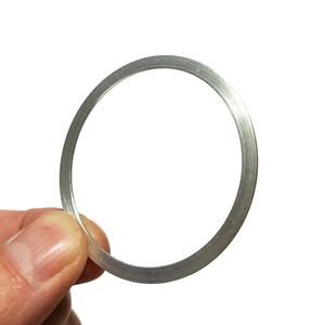 """ASToptics Extension tube M48 (2"""") Fine tuning ring - 0.5mm (aluminium)"""