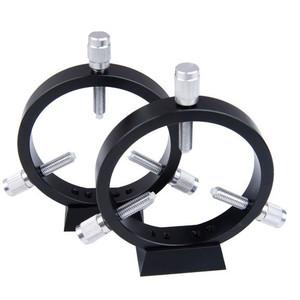 ASToptics Anelli da guida CNC Guidescope Rings 102mm w/Raiser blocks