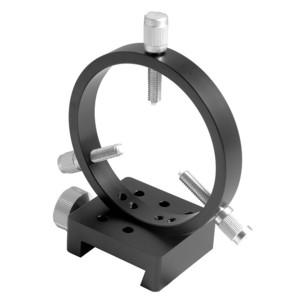 ASToptics Leitrohrschellen CNC 127mm mit Anschluss für Prismenschiene Vixen-Style