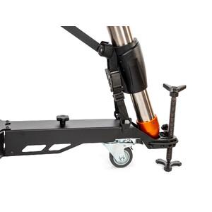 ASToptics Heavy Duty telescope dolly with 75mm wheels V2.0