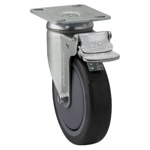ASToptics 125mm Räder-Set für Rollenuntersatz
