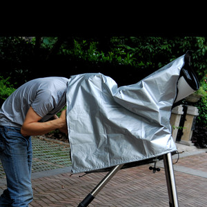 ASToptics OBSERVING HOOD / cover telescopio 100
