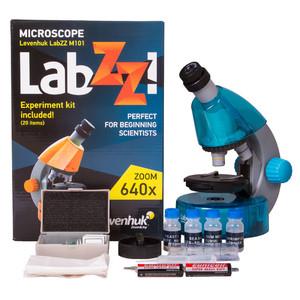 Levenhuk Microscope LabZZ M101 Azure