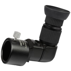 Omegon angled eyepiece for 90° polar finder-scope