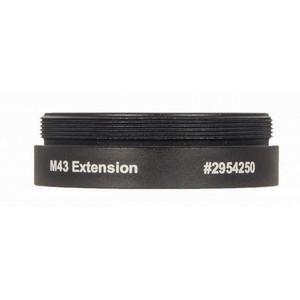 Baader Verlängerungshülse M43 7,5mm