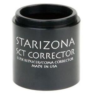 Starizona riduttore e correttore di coma per telescopi SC SCT II 0,63x