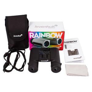 Levenhuk Binocolo Rainbow 8x25 Black Tie