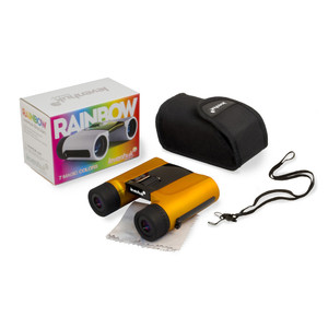 Jumelles Levenhuk Rainbow 8x25 Orange