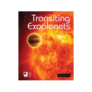 Cambridge University Press Libro Transiting Exoplanets