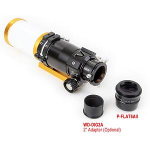 William Optics Adjustable Flattener Reducer Flat6A II