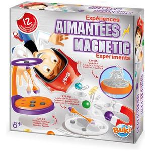 Buki Magnetic Experiments
