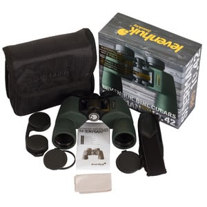 Levenhuk Binoculars Sherman PRO 10x42