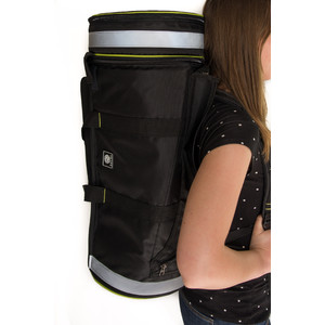 Oklop Padded bag'n'backpack for SC8 tubes