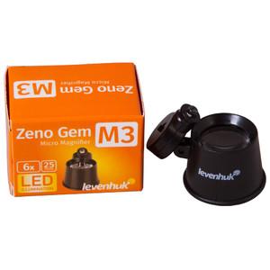Levenhuk Lente d`Ingrandimento Zeno Gem M3