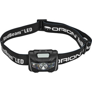 Orion Stirnlampe RedBeam LED