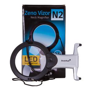 Levenhuk Lente d`Ingrandimento Zeno Vizor N2