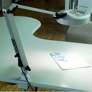StarLight Opto-Electronics Magnifying glass LL6-NW-UV400, 3 × natur-weiß (4.000 K), 3 × UV (400 nm)