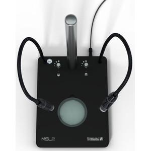 StarLight Opto-Electronics Colonna di sostegno MSL2, mit Durch- und Auflicht (ohne LED-Module)