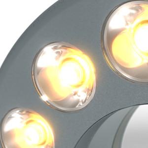 StarLight Opto-Electronics RL12-10s A, amber (590 nm), Ø 66mm