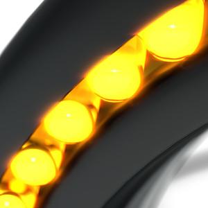 StarLight Opto-Electronics RL5-88 A, amber (590 nm), Ø 88mm