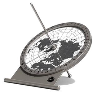 Cadran solaire Helios Polaris