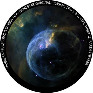 Redmark Diapositiva para planetario Homestar de Sega: nebulosa de la Burbuja
