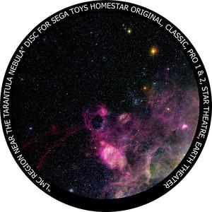 Redmark Diapositiva per il planetario Sega Homestar con la Nebulosa Tarantola