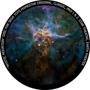 Redmark Disc for the Sega Homestar Planetarium - Mystic Mountain