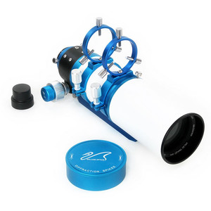 William Optics Refractor apocromático AP 81/478 Gran Turismo GT 81 Blue OTA