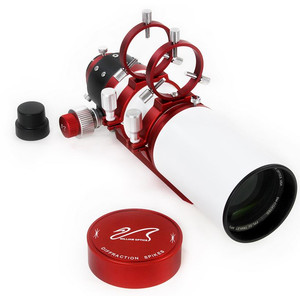 William Optics Refractor apocromático AP 81/478 Gran Turismo GT 81 Red OTA