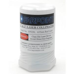 "Farpoint Collimatore Laser  650nm 1.25"" & 2"""