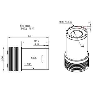 Caméra ZWO ASI 120MM Mini Mono