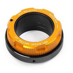 """William Optics Rotolock M63 2"""" Gold"""