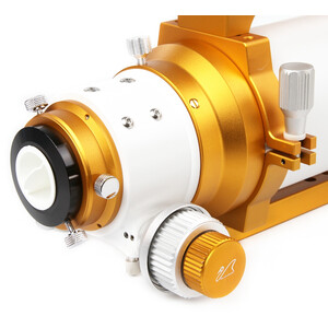 William Optics Apochromatischer Refraktor AP 103/710 ZenithStar 103 Gold OTA