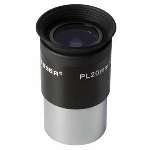 """Oculaire Bresser Plössl PL 20mm 1,25"""""""