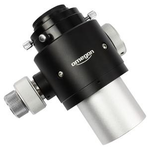 """Omegon Tubo telescópico del ocular Enfocador crayford 2"""" para newton con doble velocidad 1:10"""