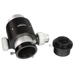 Omegon Tubo telescópico del ocular 2'' Newtonian Crayford focuser, dual speed 1:10