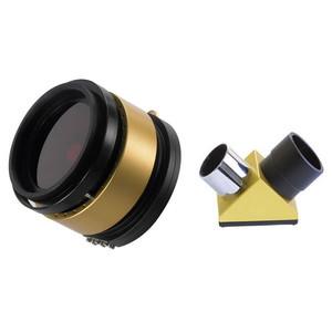 Coronado SolarMaxII, etalon, 40mm con filtro de bloqueo BF15